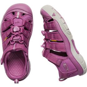 Keen Newport H2 Sandals Youth Grape Kiss